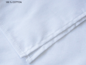 Blank 100% cotton tea towel