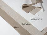 Blank 100% Linen Tea towel